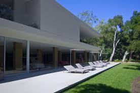 the ultramodern glass pavilion by steve hermann caandesign