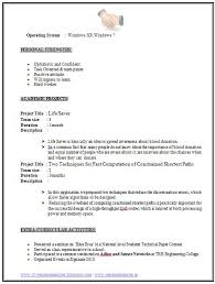 Sample Of Good Resume by Best 20 Example Of Resume Ideas On Pinterest Resume Ideas