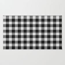 Black And White Throw Rugs Sleepy Black And White Stripes Rug Throw Rugs And Modern