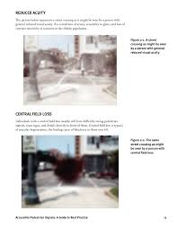 Blindness Chapter Summaries Chapter 2 Travel By Pedestrians Who Are Blind Or Who Have Low