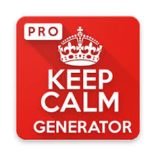 Keep Calm Generator Meme - keep calm generator pro android apps on google play
