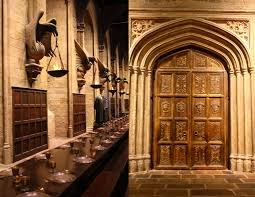 Hogwarts Dining Hall by Shenanigans Rose Harry Potter Studio London