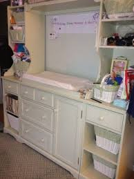 Changing Table System Gently Used Pottery Barn Changing System Furniture