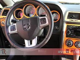 Dodge Challenger Decals - dodge challenger 2008 2014 dash kits diy dash trim kit