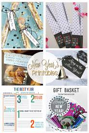 New Years Eve Decorations Printables by New Year U0027s Eve Printables The Crafting Chicks