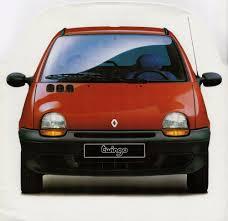 renault twingo 1993 renault twingo 1 2 1993 italian market sales brochure ebay
