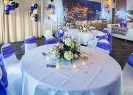 Centerpieces For Family Reunions Table by Prom Supplies Decorations For Prom Shindigz