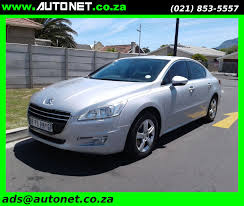 peugeot 508 2012 peugeot 508 2 0d active 120 kw available