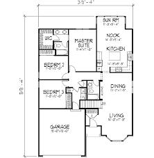 cabin plan 1065 sq ft single floor home kerala design 320 cabin plans plan