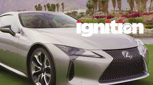 lexus lc 500 features 2018 lexus lc500 feature race things