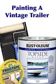 picking paint for a vintage trailer u2013 argosy traveling