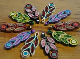 quilling designs tutorial pdf how to quill circle drop paper earring pdf tutorial quilling