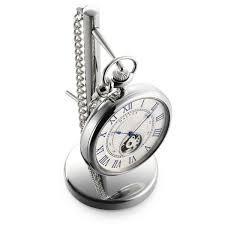 dalvey open face pocket watch u0026 stand