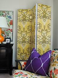 how to make a multipurpose room divider hgtv you re finished