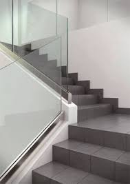 foxy glass stair railings design feats wooden staircase treads
