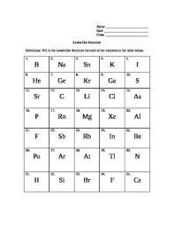 chemical bonding worksheet key best key in the word 2017