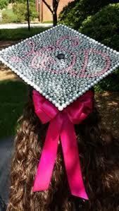 buy graduation cap diy sparkly graduation cap decoration that everyone will see just