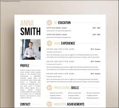 Resume Examples Word by Resume Template Creative Resume For Your Job Application