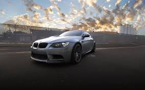 matte grey bmw bmw m3 e92 matte space gray sunset bmw grey matte sunset clouds hd