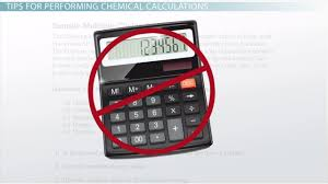 chemical calculation problems for the ap test video u0026 lesson