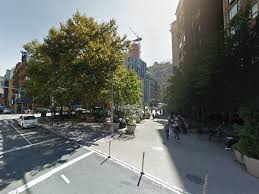 Google Maps New York City by Mapping Every Single New York City Pedestrian Plaza