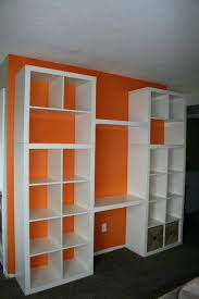 Ikea Corner Bookcase Unit Book Shelf Desk Wall Units Shelves And Unit Bookshelf With Built