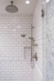 bed bath chic neo angle shower with tile ideas and glass enclosure
