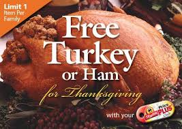 free turkey deals can be a goose for supermarket shoppers