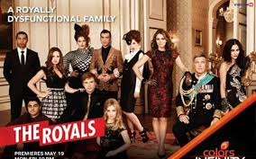 elizabeth hurley s the royals to premiere tomorrow on colors