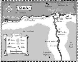 Map Home Django Wexler U2013 The Thousand Names U2013extras Django Wexler The