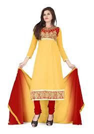 dress materials unstitched dress material online india voonik