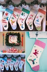 Pottery Barn Kids Stockings Best 25 Vintage Christmas Stockings Ideas On Pinterest