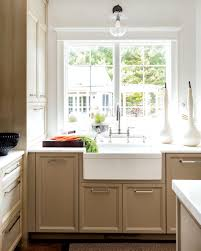 Kitchen Furniture Pictures How To Get A Bright Kitchen Without White Cabinets The Boston Globe