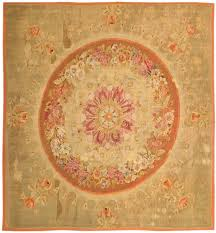 french aubusson carpet 43792 by nazmiyal nyc