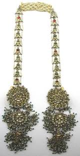 file ear ornaments from delhi doris duke foundation for islamic