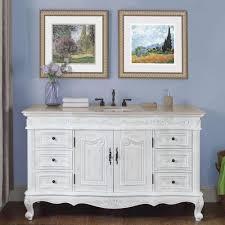 60 Single Bathroom Vanity Silkroad Exclusive Jb 0273 Cm Uwc 60 Ella 60 In Bathroom