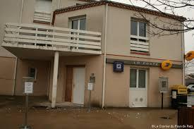 bureau poste 16 la poste victime d un casse à la voiture bélier actu fr