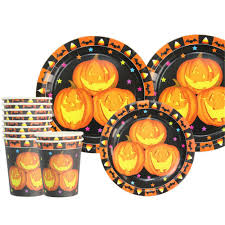 halloween dishes halloween plates page two halloween wikii halloween julia