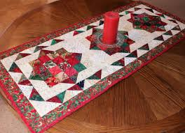 Holiday Table Runners by Christmas Table Runner Youtube