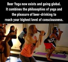Funny Yoga Meme - beer yoga funny pictures quotes memes funny images funny jokes