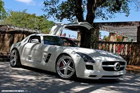 mercedes sls amg specs white mercedes sls amg on adv05 track spec wheels gtspirit