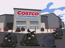 kitchener garbage collection costco opening disrupts garbage collection the cord