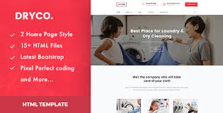 laundry html template mastertemplate