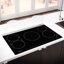 What Is The Best Induction Cooktop Dacor Dytt305nb 30 Inch Electric Induction Cooktop With 5 Cooking
