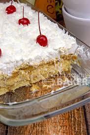 no bake italian cake the midnight baker