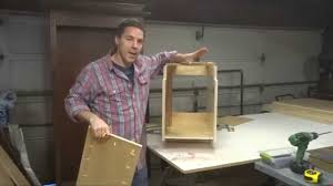 how to build your own kitchen cabinets part 6b youtube