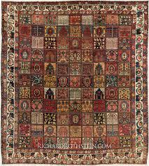 Persian Kilim Rugs by Antique Bakhtiari Garden Carpet Oriental Carpets Sequel
