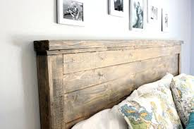 King Size Wooden Headboard Light Wood Headboard Greenish Pastel Yellow Size Bed With