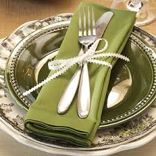 How To Set Silverware On Table How To Set A Table Taste Of Home
