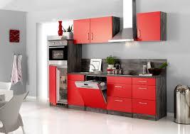 Kueche Mit Elektrogeraeten Guenstig Küchenzeile Sevilla Küche Mit E Geräten Breite 280 Cm 15